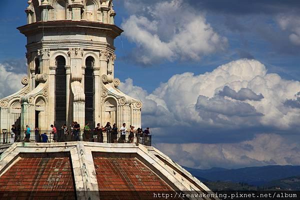 0809 今天的雲讓我想到天空之城