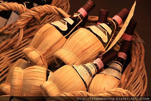 0809 托斯卡尼名產--草包酒
