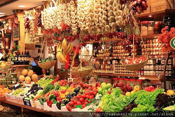 0809 青菜水果和大蒜