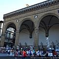 0809 傭兵涼廊 Loggia dei Lanzi