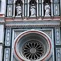 0809 聖母百花大教堂  正中央有一朵大花