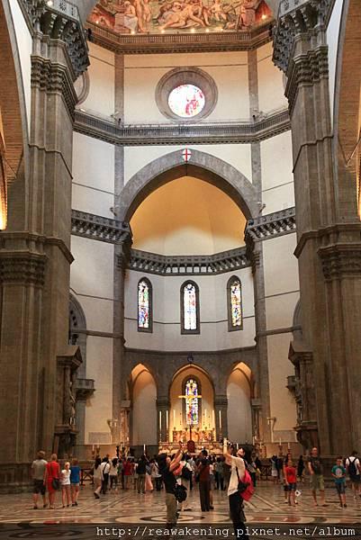 0809 聖母百花大教堂--內部 2