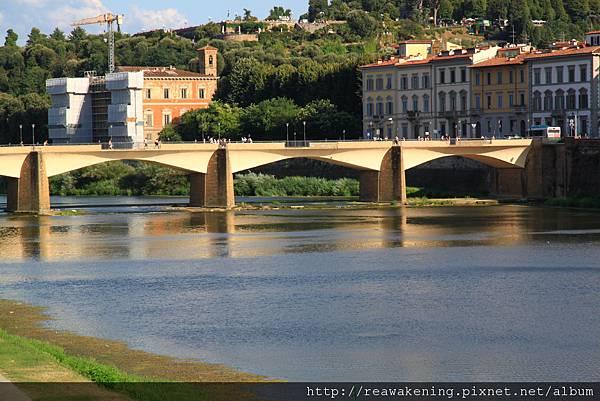 0809 聖特列尼塔橋  Ponte S. Trinita
