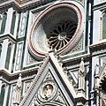 0810 聖母百花大教堂 正面雕飾補拍