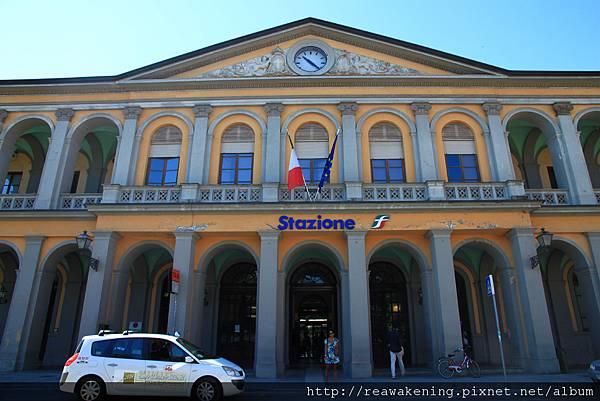 0811 Lucca 車站