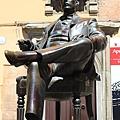 0811 普契尼的銅像