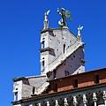 0811 聖米迦勒教堂 San Michele in Foro 背面