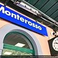 0812 我們的策略是先到最北邊的第五村 Monterosso
