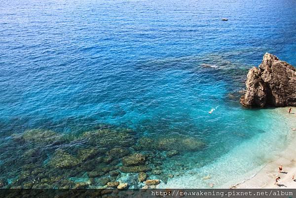 0812 透明的海水 潔白的沙灘