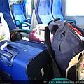 0813 兩個人加起來 拉里拉雜一大堆行李