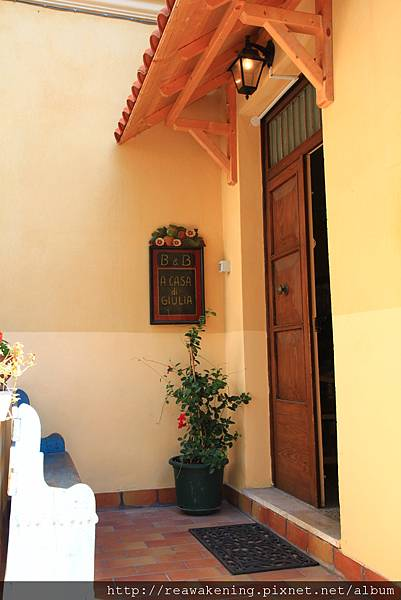 0814 A Casa di Giulia B&B 這裡也是茱麗葉之家喔