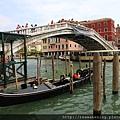 0815 火車站前的第一座橋 Ponte degli Scalzi