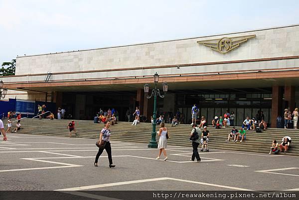 0815 威尼斯火車站