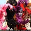 0815 威尼斯最有名的就是面具啦 這是偷拍的