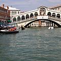 0815 雷雅托橋 Rialto 一度被我們誤認為嘆息橋