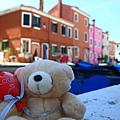 0816 小熊遊世界之--彩色島布拉諾