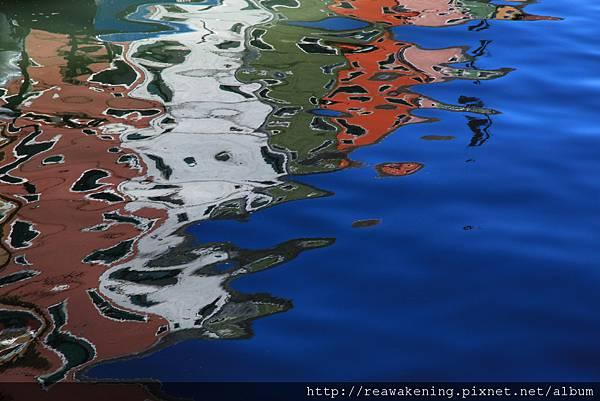 0816 水面浮光