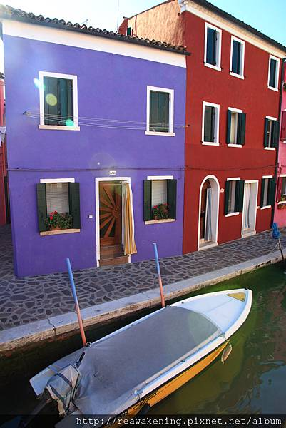 0816 我最喜歡的紫色房子