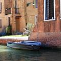 0816 家門口的小船