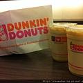 111007 依靠折價券度日之Dunkin Donuts
