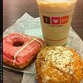 111007 依靠折價券度日之Dunkin Donuts 2