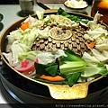 110522 銅盤烤肉的全貌