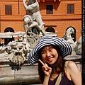 0801 Piazza Novona--海神噴泉 2