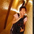0803 聖彼得大教堂登頂中 傾斜的迴廊
