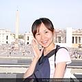 0803 聖彼得廣場 逆光很難拍