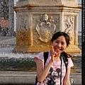 0803 廣場上的噴水池 3