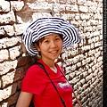 0805  Siena 老牆邊寫真