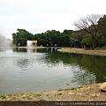 120126 校園內滿大的一個湖