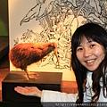 120227 這是紐西蘭的國寶Kiwi鳥