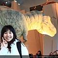 120227 令人很有拍照興致的恐龍