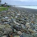 111010 海邊的大小石頭