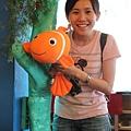 好可愛的Nemo喔 讓我想到之前送學生的禮物