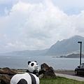 快樂的小熊貓