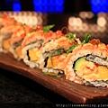 120413 本日最好吃 龍蝦炙鮭壽司捲