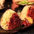 120413 烤鮭魚飯糰