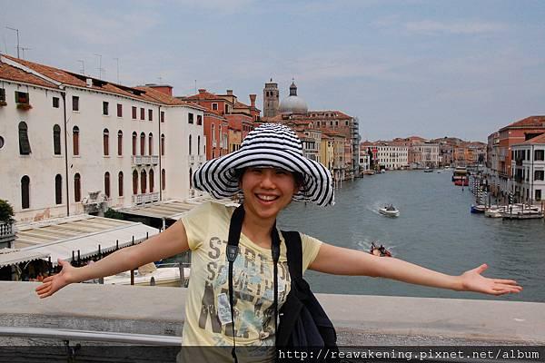 0815 初抵水都威尼斯