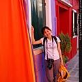 0816 還有門口掛著彩色布簾的