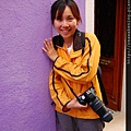 0816 我喜歡的紫色房子
