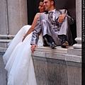 0817 巧遇拍婚紗情侶