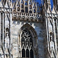 米蘭大教堂--美麗的窗戶