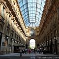 艾曼紐二世拱廊--內部