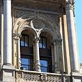艾曼紐二世拱廊--拱窗