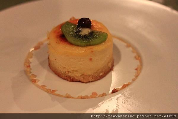 120330 甜點--焦糖乳酪起司派