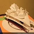 082012 用紙做的立體蛋糕
