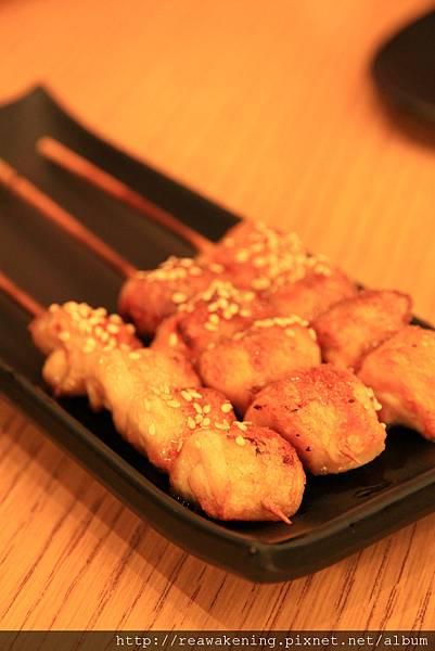 083112 超級好吃的雞肉串 大推薦