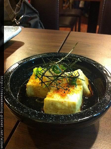 120902 加點的炸豆腐